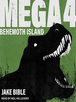 cover image of Mega 4--Behemoth Island